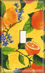 Oranges Oranges - Light Switch Plate Cover
