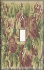 Rosy Hue - Light Switch Plate Cover