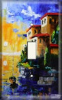 Tuscan Sunset - Light Switch Plate Cover