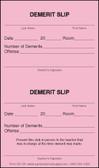Demerit Slip (281-SP)