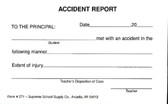 Accident Report (271)