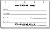 Weekly Lunch Card (28)