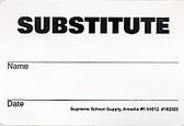 Substitute Teacher Labels (102021)