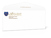 Printed #10 Size Envelopes