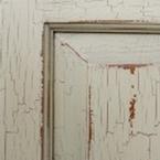 Antiqued Crackle Premium Paint Finish