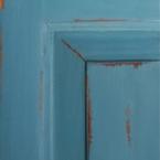 Arctic Blue Premium Paint Finish