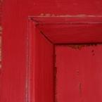 Distressed Red Premium Paint Finish