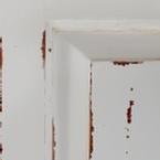Distressed White Premium Paint Finish