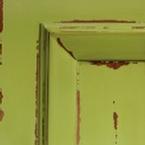Electric Lime Premium Paint Finish