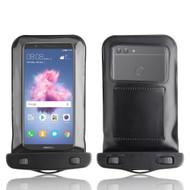 InventCase Waterproof Dustproof Bag Case Cover for Huawei P Smart - Black