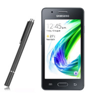 InventCase Premium Round Thin Tip Capacitive Disc Stylus Pen for Samsung Z2