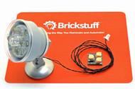 Brickstuff Custom 6-LED Searchlight for LEGO® Models - KIT03