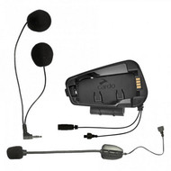 Cardo Scala Rider Audio / Microphone Kit With Hybrid and Corded Booms for Freecom - SRAK0034