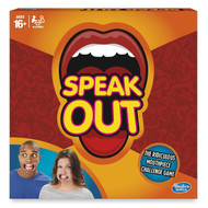 Hasbro Speak Out Board Game - Genuine Original Product from Hasbro