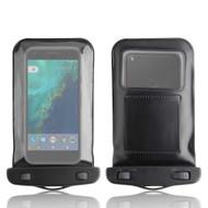 InventCase Waterproof Dustproof Bag Protective Case Cover for Google Pixel XL - Black