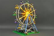 Brickstuff Premium Lighting Kit for the Lego Creator Ferris Wheel 10247 ***Power Supply Not Included*** - KIT06