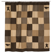 Kettle Grove Shower Curtain 72x72