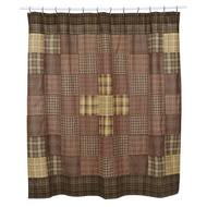 Prescott Shower Curtain Unlined 72x72