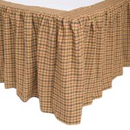Millsboro King Bed Skirt 78x80x16