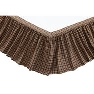 Prescott King Bed Skirt 78x80x16