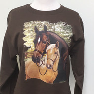 Hot Shot & Ed Sweatshirt