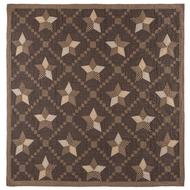Farmhouse Star Twin Quilt 90x70