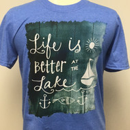 Better at the Lake T-Shirt