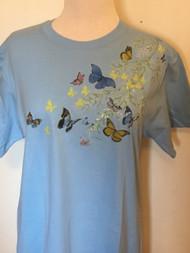 Butterfly Shoulder T-Shirt