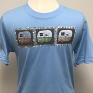 Campers at the Lake T-Shirt