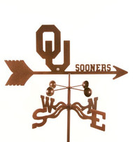 Oklahoma Weathervane