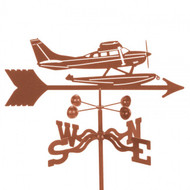 Float Plane Weathervane