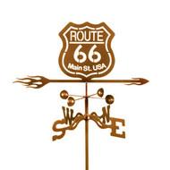 Route 66 Weathervane