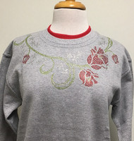 Tulip Sweatshirt (Gray)