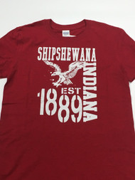 Ship Eagle Red