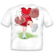 Wanna Be - Cheerleader (Red)