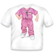 Wanna Be - Scrub (Pink)