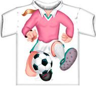 Wanna Be - Soccer Girl
