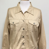 Just My Style Jacket  - Sand