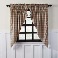 Sawyer Mill Prairie Curtain Lined Set of 2 63x36x18