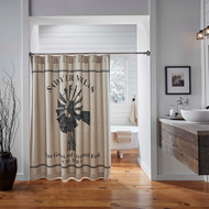 Sawyer Mill Shower Curtain 72x72