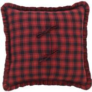 Cumberland Plaid Pillow 18x18