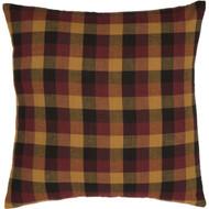 Primitive Check Pillow 16x16