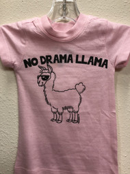 No Drama Lama Youth Tee