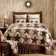 Abilene Star Luxury King Quilt 105x120