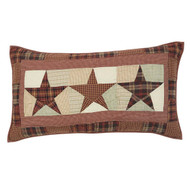 Abilene Star Luxury Sham 21x37