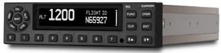 Garmin GTX 335 ADS-B Transponder with  Install Kit and Pilot's Guide