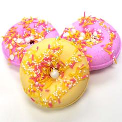 Bath Bakery Donut Bombs