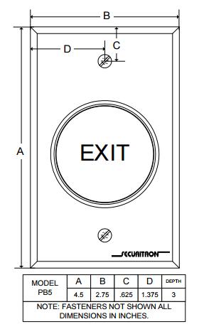 kaba door closer instructions