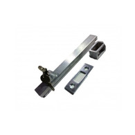 Don-Jo 1579-626 Surface Slide Bolt with keys