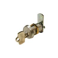 Olympus Lock B7A-26D-0BIT Best A Keyway Utility Cam Lock 0-Bitted